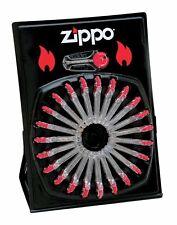 Zippo Flint Dispenser, 24 Packs (6 Flints per Pack) - 2406C