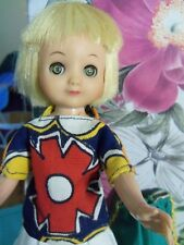 """Vintage Unmarked 8"""" Friend Doll For Betsy McCall"""