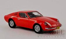 wonderful modelcar VW PUMA GT COUPE (Brazil) 1969  - red - scale 1/43 - lim.ed.