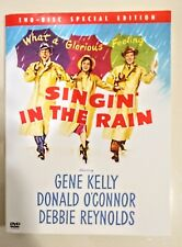 Singin' In The Rain, Two Disc Special Edition, Dvd Movie