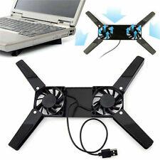 """Pliant USB Refroidissement Ventilateur Mini Octopus Notebook Patin pour 7 """" -15"""