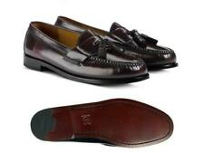 Cole Haan Mens 9 D Pinch Tassel Burgundy Leather Loafers Shoes 03507 FAST SHIP!