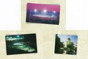 3 x Olympics For Melbourne Australia Pre-Paid Postcards - NEW and SEALED
