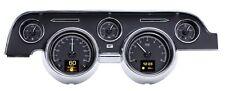 Dakota Digital 67 68 Ford Mustang Customizable Gauges Kit Black HDX-67F-MUS-K