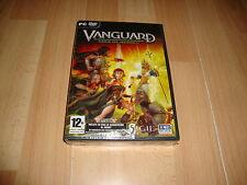 VANGUARD SAGA OF HEROES DE SIGIL GAMES VIDEOJUEGO ONLINE DE PC NUEVO PRECINTADO