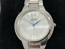 Citizen Eco-Drive Ladies Diamond & Stainless Steel Wristwatch E031-S080428