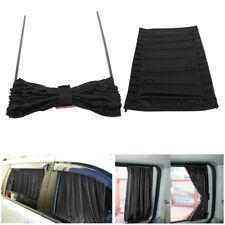 4PCS 70cm VIP Baby Window Mesh Interlock Curtain UV Sunshade Visor SUV Auto Car