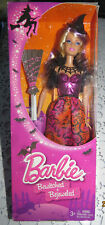 NRFB 2013 poupée doll BARBIE BEWITCHED & BEJEWELED halloween BBV49