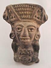 Unique Small Pre-Colombian Pottery Figurine
