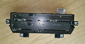 Fiat Scudo, dispatch expert Heater Control unit / panel 1.9 & 2 litre  99 to 06