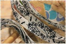 Coppia Stringhe colori Fashion BIANCO TESCHI E RAGNATELE 115 cm *shoes strings