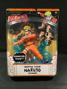FREE SHIPPING NEW IN PACKAGE Naruto Shadow Clone Action Figure Uzumaki Premium