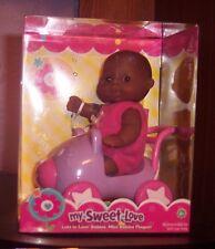 "NEW Berenguer Doll AA Lots To Love Babies 5"" Mini Nursery PlaySet Bear Car HTF"