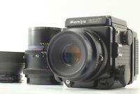 [EXC+5 w/ 2 Lens] Mamiya RZ67 Pro Film Camera Sekor Z 127mm & 180mm From JAPAN