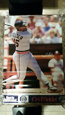 POSTER : MLB BASEBALL : CECIL FIELDER- DETROIT TIGERS  -  #7523 RC39 R