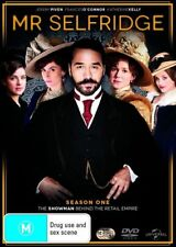 MR SELFRIDGE -SEASON ONE (DVD,3-DISC SET) R-2+4+5, LIKE NNEW, FREE POST AUS-WIDE