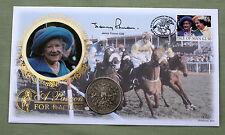 La Regina Madre una passione per le corse COVER 1998 firmato da JENNY pitman.