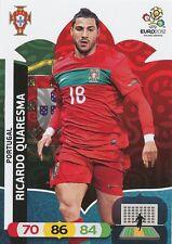 RICARDO QUARESMA # PORTUGAL CARD PANINI ADRENALYN EURO 2012