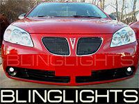 2006-2009 Pontiac G6 Xenon Halogen Fog Lamps Lights GTP 3.9 hid GT 07