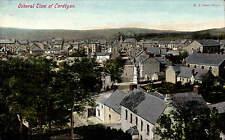 Cardigan. General View by R.J. Owen, Cardigan.