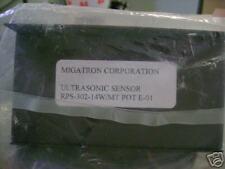 NEW MIGATRON ULTRASONIC SENSOR RPS 302 14W/MY POT E 01