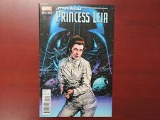 MARVEL PRINCESS LEIA #1 BUTCH GUICE 1:25 VARIANT NM CARRIE FISHER STAR WARS