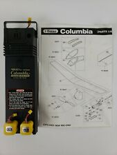 NIKKO RC Airplane Columbia Quick Charger 4N-110AA 4.8 V Batteries & Parts List