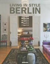 Living in Style Berlin by teNeues (Hardback, 2013)