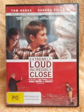 EXTREMELY LOUD & INCREDIBLY CLOSE SANDRA BULLOCK TOM HANKS  PG R4