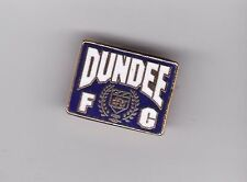 Dundee - lapel badge No.1 brooch fitting