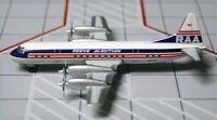 Aeroclassics ACRVV047 Reeve Aleutian Airways L-188 N1968R Diecast 1/400 Model