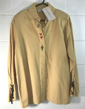 NEW Vintage Long Sleeve Top Womens Large THE EAGLE'S EYE Southwest WESTERN NWT