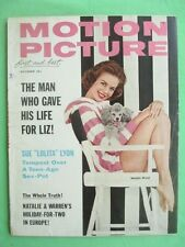 Motion Picture magazine - October 1962
