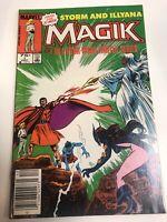Magik X-men (1983) #  1 (NM) Canadian Price Variant 1st App