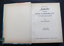 Annette And The Mystery At Smugglers Cove ~ Disney ~ Whitman ~ Schroeder ~ 1963
