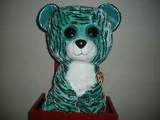 Ty Beanie Boos Tess Tiger 17 Inch Nwmt.large 40cm.justice Exc.. Post in Aust