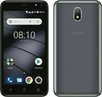 Gigaset GS80 smartphone Silky Grey 12,7 cm 5 Zoll 8 GB LTE Android 8