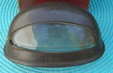 1937 1938 Plymouth Desoto Chrysler NOS MoPar LICENSE LAMP HOUSING & LENS