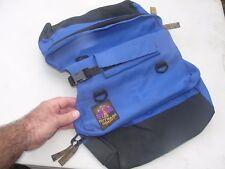 OUTWARD HOUND BACK PACK pet dog travel gear backpack tote wear blue