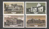 S.W.A 1985 HISTORIC BUILDINGS SG,443-446 UN/MM NH LOT 1169A