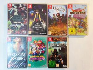 Nintendo Switch Juegos en castellano PAL Precintados - Dragon Quest Builders