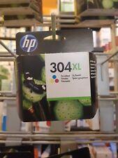 CARTUCCIA ORIGINALE HP 304 XL ORIGINALE TRI-COLORE