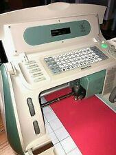 """Cricut Personal Electronic Cutter - Cutting Machine 6"""" wide - CRV20001 - Works"""