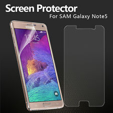 Premium Galaxy Note 5 TEMPERED GLASS Ultra Thin Screen Full Cover Protector Film