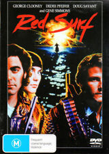 Red Surf - George Clooney, Gene Simmons, Dedee Pfeiffer, Doug Savant - DVD
