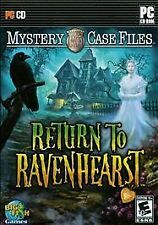 Mystery Case Files: Return to Ravenhearst by Activision PC CDROM DISK ONLY