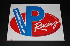 128 VP Racing Race Carburante da corsa Benzina carburante Adesivo Decalcomania