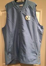 Nike Jordan Elite Carolina UNC Tar Heels Dri-FIT Vest Jacket Large NWT $130