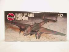1/72 Airfix Handley Page Hampden WW2 Plastic Scale Model Hobby Kit Sealed