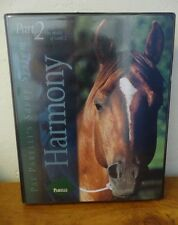 Parelli Level 2 Harmony, VHS + DVD Backup - DUAL FORMAT Horse Training MSRP $269